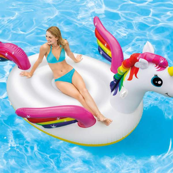 Intex Uimapatja Mega Unicorn Island 57281EU