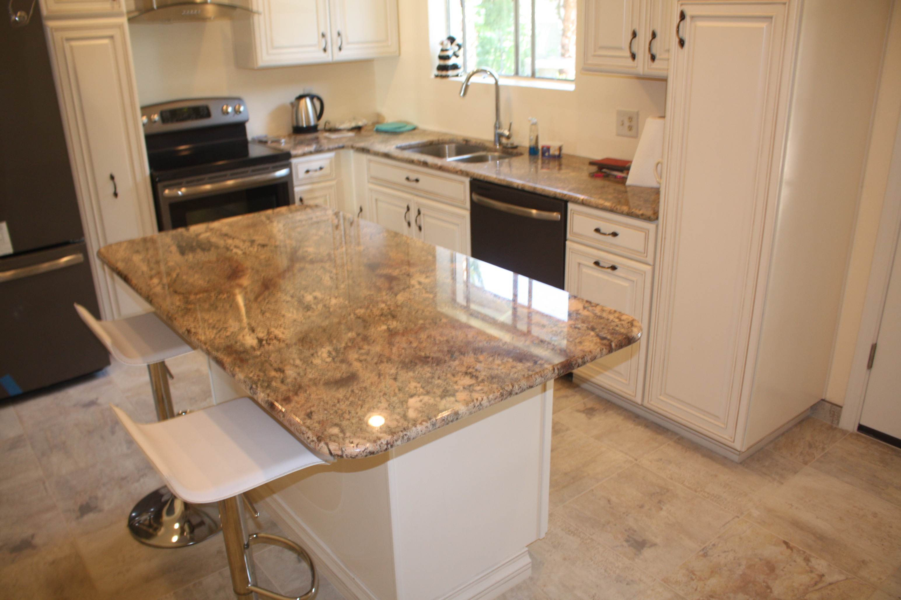kitchen remodel gallery - urias custom remodeling