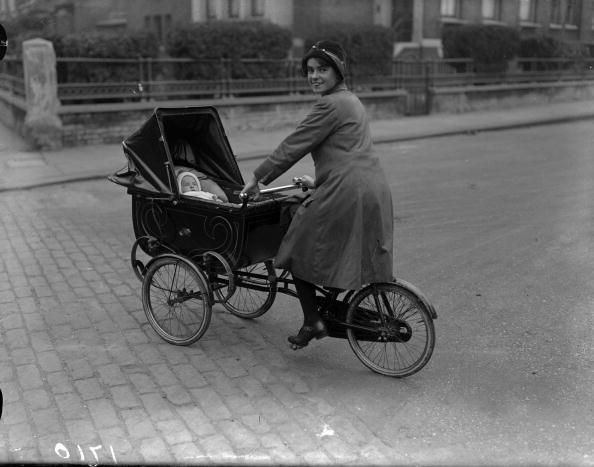 Family BIcycle 1926