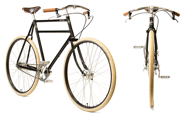 Pashley_Guv'nor_Double_Top_Tube_Angle_VIew_And_Front_View_Urkai_Toronto_Ontario_Canada