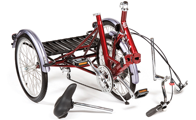 Pashley_Tri_1_Adult_Tricycle_Red_Folded_Urkai_Toronto_Ontario_Canada