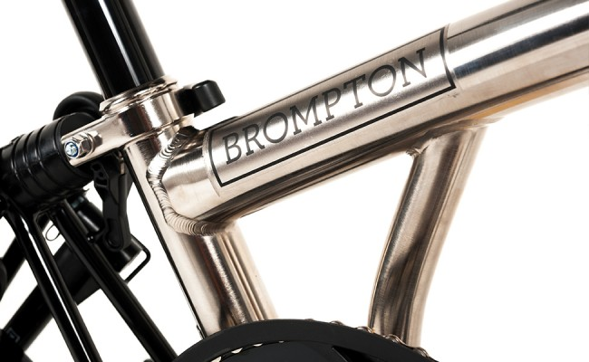 The-Nickel-Edition-by-Brompton-logo-closeup-angle-Urkai-Burlington-Toronto-Ontario-Canada