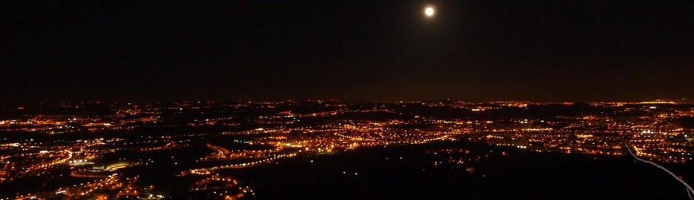 Sintra bei Nacht