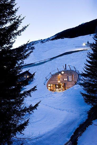 Villa Vals Urlaubsarchitektur Holidayarchitecture