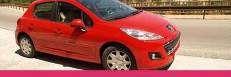 € 25,- Rabatt bei Mietwagenbuchungen bei holiday autos