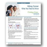Kidney Cancer: What You Need to Know