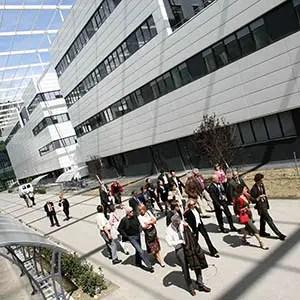 Image Corporate au CEA à Grenoble
