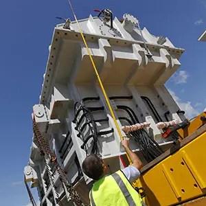 Agence Photo : Image Corporate de mesure de chantier