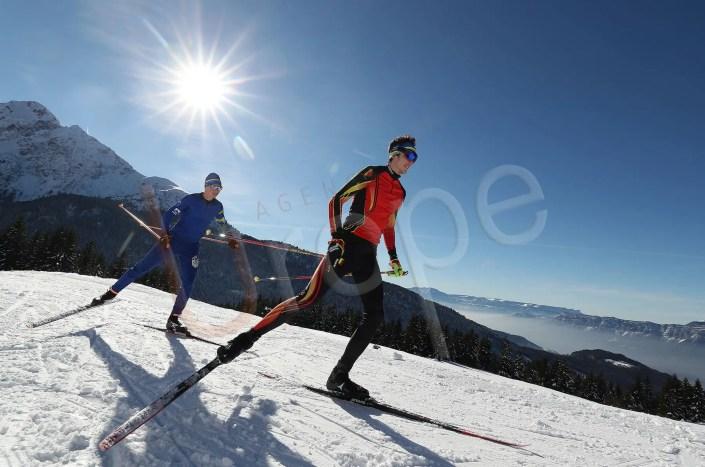 Photographe Sport et Tourisme : l'Illustration avec Figurants