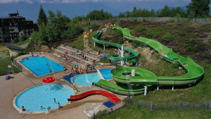 Parc aquatique de Prapoutel
