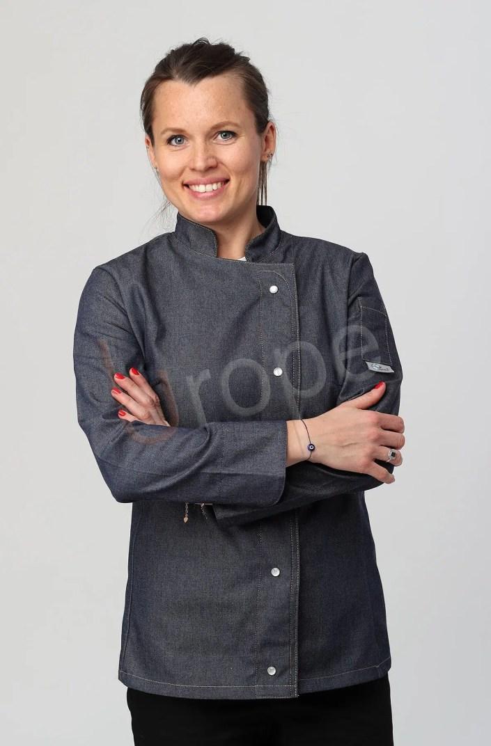 Image d'une tenue de cuisine de restaurant