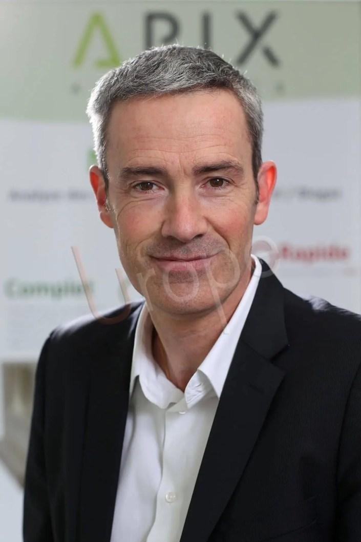 Portrait corporate d'un dirigeant d'entreprise sur Grenoble