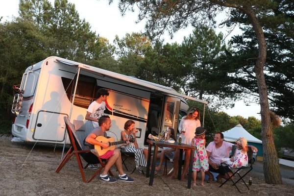 Photographe Tourisme Camping Dordogne