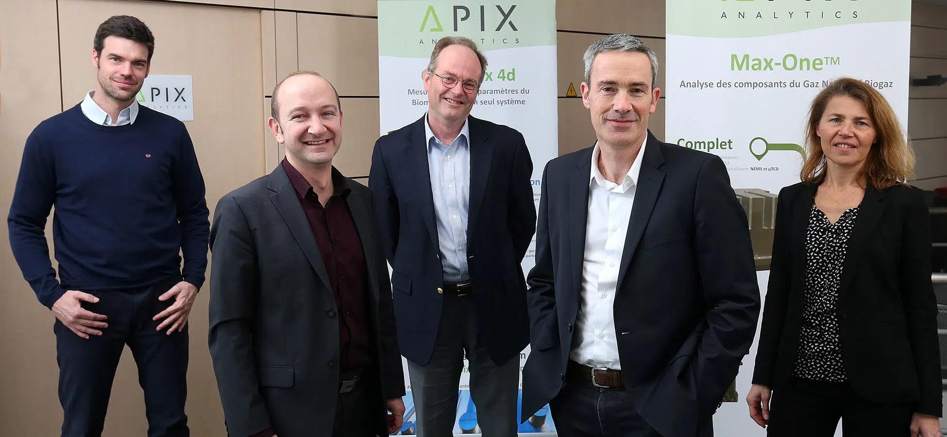 Portrait corporate par l'Agence Photo Urope pour communication d'entreprise APIX interne et externe