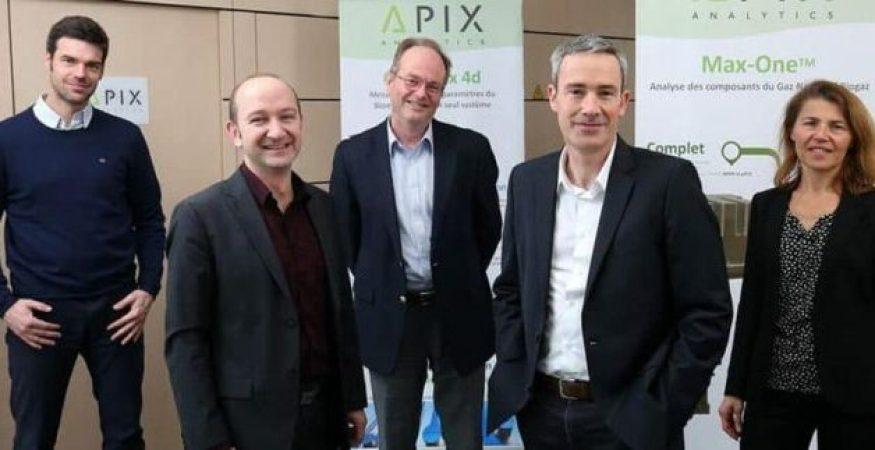 Portrait corporate de l'Agence Photo Urope pour communication d'entreprise APIX interne et externe