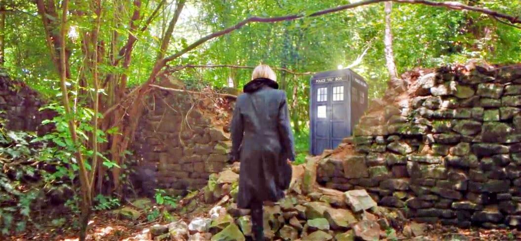 El primer Doctor Who mujer en la historia de la serie