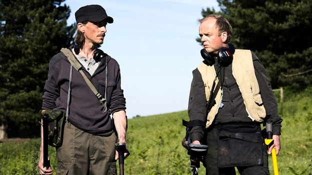 Detectorists o el encanto de lo simple