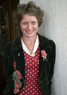 Ursula Holden Gill in 2012