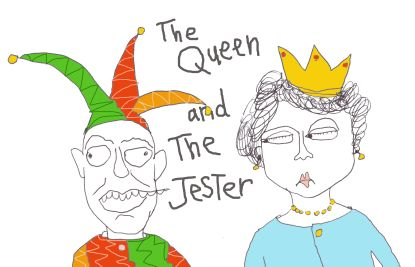 The Queen and The Jester