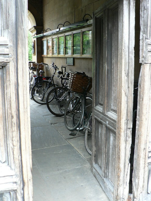 Bicycles In Cambridge