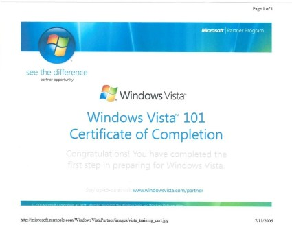 Microsoft-Windows-Vista-Training