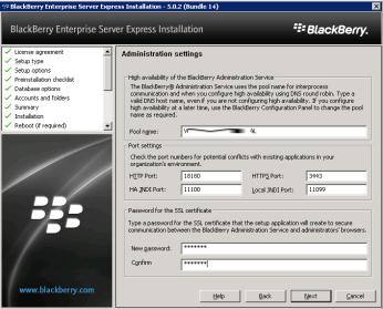 8o-install-bes-express-ssl-password