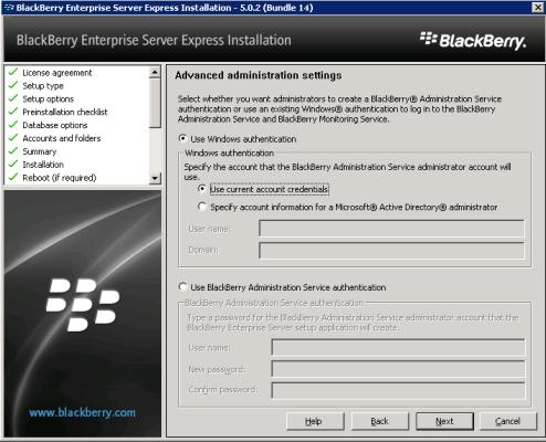 8q-install-bes-express-advanced-administration-service