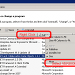 How to Find the Version Number of Software in Windows
