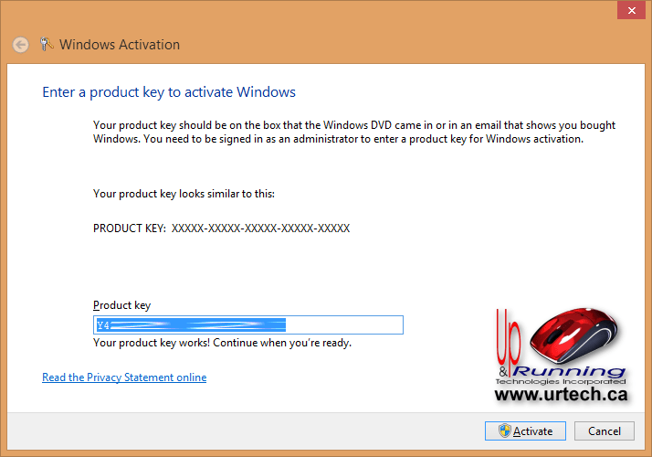 SOLVED: Windows Can't Be Activated Right Now 0x8007232b – Windows 8