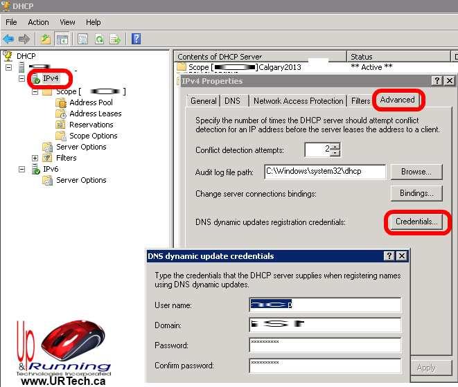 Windows reverse dns not updating