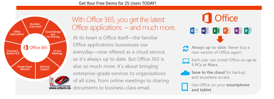 What is Office 365 - Get a Free demo