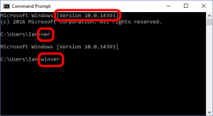 ver-winver-command-line-windows-version