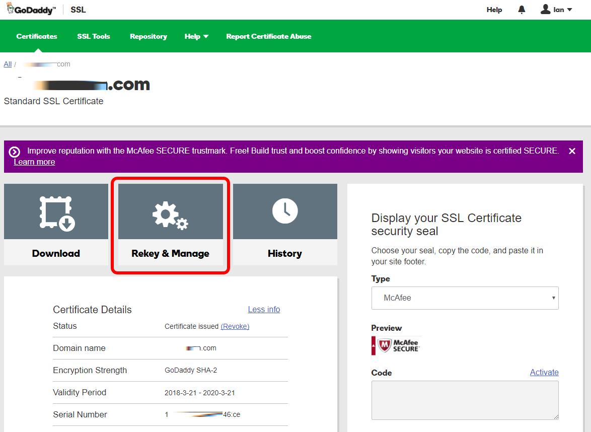 Solved Certificate Disappears From Iis After Complete Certificate