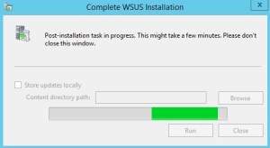 SOLVED: How To Install & Configure WSUS on Windows Server 2012R2 or