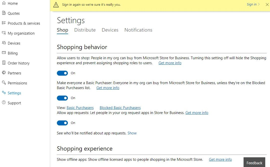 SOLVED: How To Disable the Public Microsoft Store but Allow