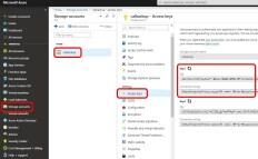 azure-storage-account-access-keys