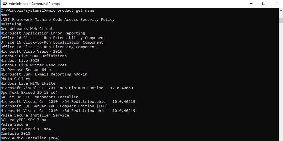SOLVED: 6 Easy Ways To Uninstall Software Using Command Line – Up