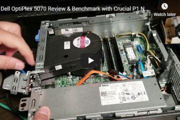 Dell OptiPlex 5070 Review