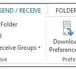 Outlook is offline