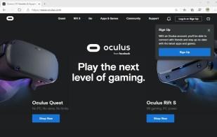 oculus dot com