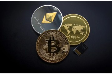 bitcoin ethereum ripple coins SD card