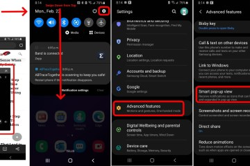 how to disable text small message popup window on android