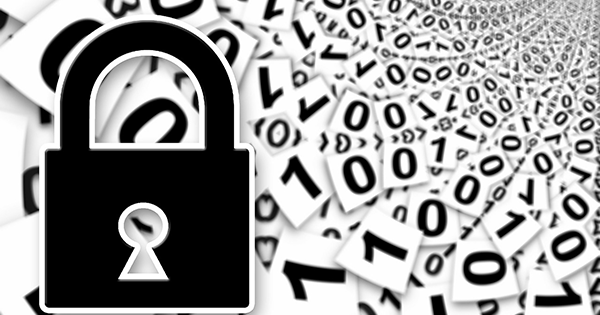 online security - financial transactions lock