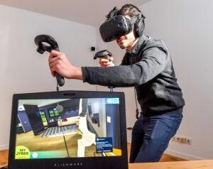 virtual reality explained