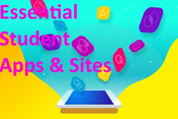 Essential Student Apps