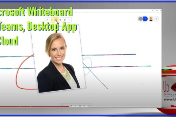 How To Use the Microsoft Whiteboard in Teams, the Cloud and Desktop