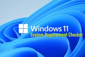 Windows 11 Systems Requirement Checker