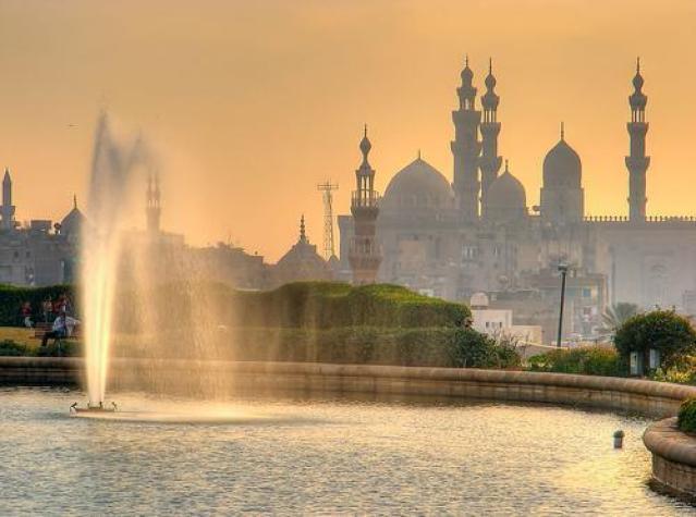 حديقة الأزهر من اهم ملاهي القاهرة و افضل الاماكن السياحية في القاهرة