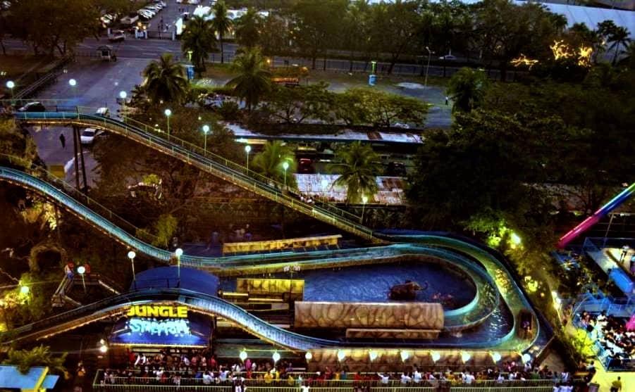 مدينة ملاهي ستي ستار من افضل الاماكن السياحية في مانيلا الفلبين