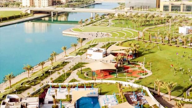مقاهي مدينة الملك عبدالله الاقتصادية الرياض